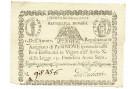 9 PAOLI ASSEGNATO STATO PONFICIO REPUBBLICA ROMANA DAL 09/09/1798 SUP+