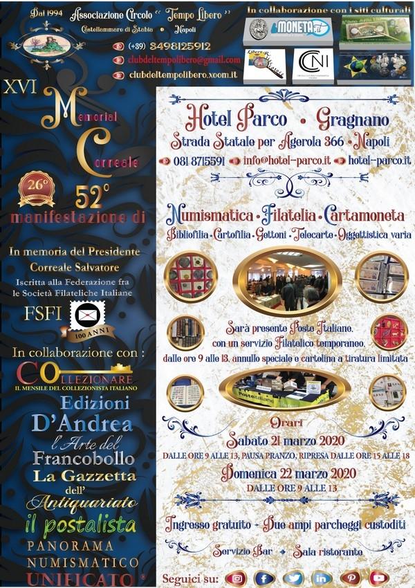 Memorial Correale - Gragnano