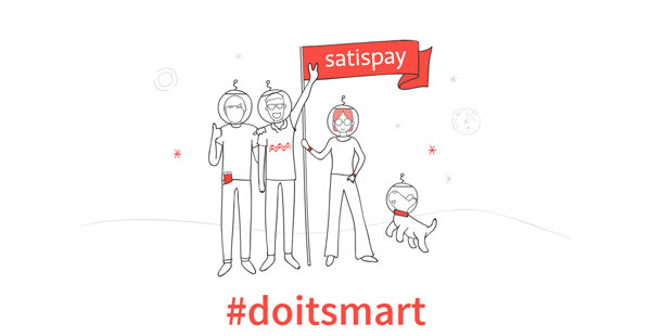 Do It Smarter - Paga con Satispay
