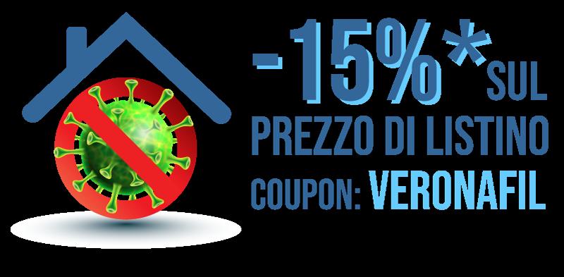 Sconto del 15% sul prezzo di listino per tutto il catalogo cartamoneta.com